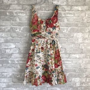 Angie Floral Dress Size Small